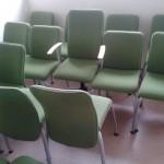 Krēslu tīrīšana izbraukumā